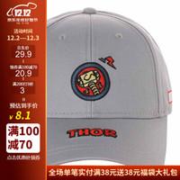 名创优品/MINISO国际款 帽子 颜色随机发送 漫威卡哇伊系列棒球帽(混) *4件