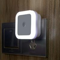 移动专享: VAKADA 光控感应LED小夜灯 白色 2只装