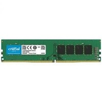 crucial 英睿达 DDR4 2666MHz 台式机内存条 8GB