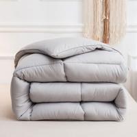 移动专享:索隆家纺 加厚羽丝绒保暖被子 150*200cm 4斤