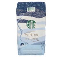 12日0点:Starbucks 星巴克 咖啡豆 冬季限定款 1130g *2件
