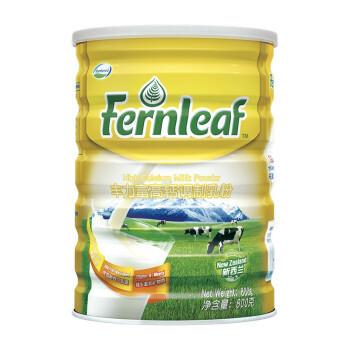 Fernleaf 丰力富 高钙全脂奶粉 800g *2件