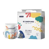 babycare 艺术大师纸尿裤 XL21片 (12-17kg) 加大号婴儿尿不湿 轻薄透气不闷热