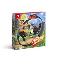 Nintendo 任天堂 NS游戏套装 《健身环大冒险》海外版(须黑卡)