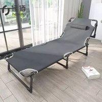 佳佰 简易便捷折叠床(190圆管菱格款)
