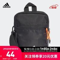 阿迪达斯官网 adidas PARKHOOD ORG 男女训练运动小肩包FJ1121 如图 NS