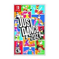 Nintendo 任天堂 NS游戏卡带《舞力全开2021》