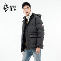 4日0点 : BLACK ICE 黑冰 F8910 男士羽绒服