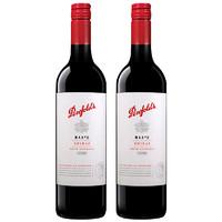 12.12预售:Penfolds 奔富 麦克斯西拉干红葡萄酒 750ml*2瓶