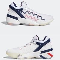 10日0点、超值双12:adidas 阿迪达斯 D.O.N. Issue 2 - GCA 男子运动鞋