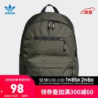 阿迪达斯官方 adidas 三叶草 PE CLASSIC BP 男女背包EK2880 如图 NS