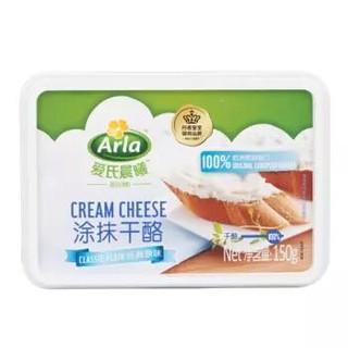 京东PLUS会员 : Arla 爱氏晨曦 涂抹奶油奶酪 150g *5件