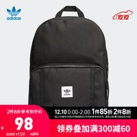 阿迪达斯官方 adidas 三叶草 CLASSIC BP 男女背包DU6797 如图 NS