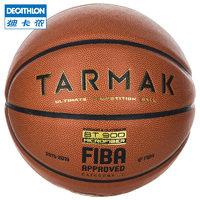 迪卡儂7號6號籃球成人訓練比賽專用室內室外手感好正品耐磨Tarmak(6號球)