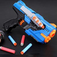 贝利雅 吸盘枪软弹枪 蓝色