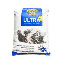 88VIP:DR.ELSEY'S 埃尔西博士 天然膨润土猫砂 18磅 *2件