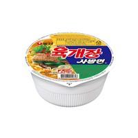 NONGSHIM 农心 韩式辣牛肉汤碗面 86g *3件