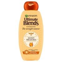 凑单品、银联返现购:Garnier 卡尼尔 蜂蜜强韧洗发水 360ml*3件