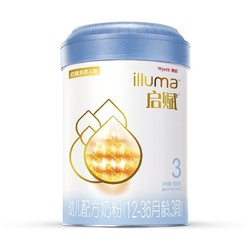 Wyeth 惠氏 启赋蓝钻 幼儿配方奶粉 3段 900g*6罐装