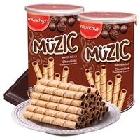 巧克力威化饼干、心相印原生抽纸、加绒触屏手套等