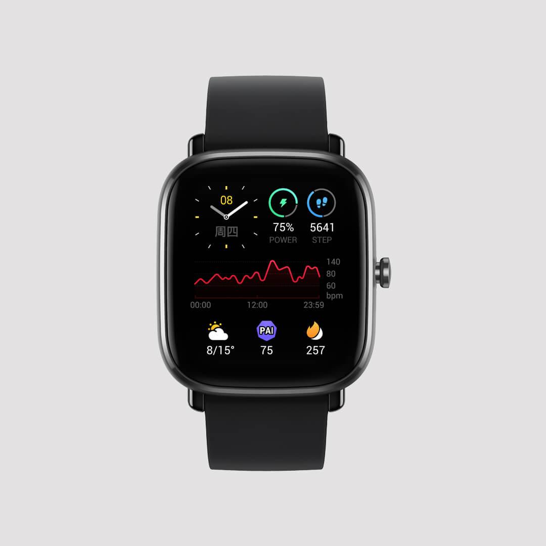 12.12预售 : Amazfit 华米 GTS 2 mini 智能手表