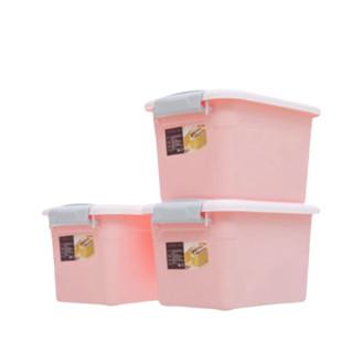 Citylong 禧天龙 手提式收纳箱塑料储物箱儿童玩具整理箱大中小号收纳盒子
