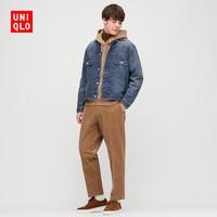 UNIQLO 优衣库 425420 中性款牛仔茄克外套