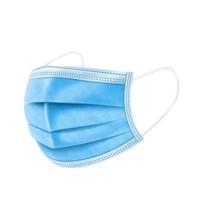 移动专享:桐沐 一次性口罩 带熔喷布 100只