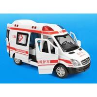 星卡比 合金汽车 120中号救护车