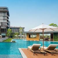 三亚1 Hotel 海棠湾阳光壹酒店 海景泳池景观大床房2晚(含早餐+正餐+限时礼遇)