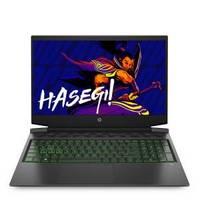 百亿补贴:HP 惠普 光影精灵6 MAX 16.1英寸笔记本电脑(i5-10200H、16GB、512GB、GTX1650Ti、72%NTSC))