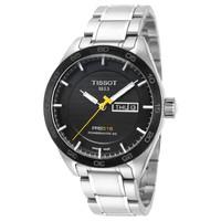 银联返现购:TISSOT 天梭 PRS 516 T100.43.01.105.100 男士机械腕表