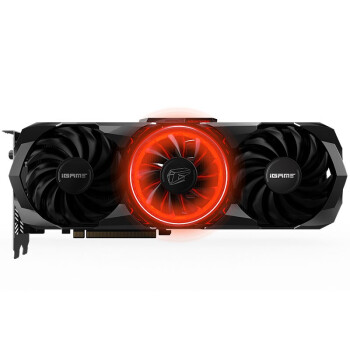 COLORFUL 七彩虹 iGame GeForce RTX 3060 Ti Advanced OC 显卡 8GB