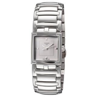 TISSOT 天梭 T-Collections T0513101103100 女士石英手表