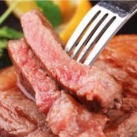 小编精选:西冷牛排,味蕾上的享受~