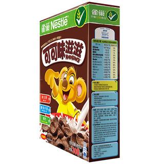 Nestlé 雀巢 可可味滋滋 小麦脆片 巧克力口味 300g