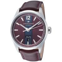 银联返现购:HAMILTON 汉米尔顿 Broadway H43515875 男士石英腕表