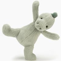jELLYCAT 邦尼兔 超柔软系列 胖胖小恐龙