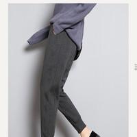 Nan ji ren 南极人 NXLZZC2168 女加绒加厚运动裤