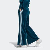 10日0点:adidas 阿迪达斯 三叶草 VELVET TP ED4740 女装运动裤