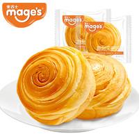 mage's 麦吉士 原味手撕面包 1036g