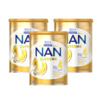 Nestle 雀巢 超级能恩金盾 婴幼儿奶粉4段 800g *3罐装