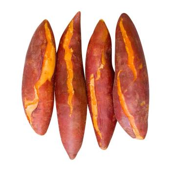 龙烜 新鲜红薯 农家地瓜 糖心蜜薯 番薯 山芋 沙地现挖软糯香甜无丝无筋 5斤装 六鳌蜜薯 小薯约50个