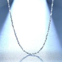 ZLF 周六福 PT050890 铂金项链 2.08g 42cm