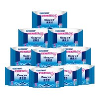 Kleenex 舒洁 湿厕纸 40片10包