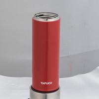 日本泰福高(TAFUCO)不锈钢袖珍保温杯T2190-探戈红-210ml