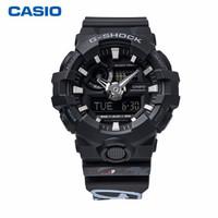 CASIO 卡西欧 G-SHOCK哥斯拉合作款 GA-700-1BPR 男士石英手表