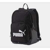 PUMA 彪马 Phase 073589 Logo拼色双肩包