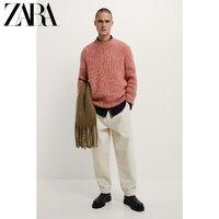 ZARA  06771301620 男装半高领针织衫毛衣