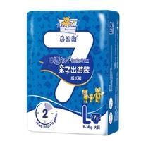 Teddy Bear 泰迪熊 臻薄拉拉裤 L7片